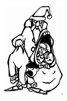 malvorlagen weihnachtsmann gratis boeser weihnachtsmann ausmalbild malvorlage gemischt