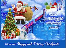 happy merry christmas free santa claus ecards greeting cards 123 greetings