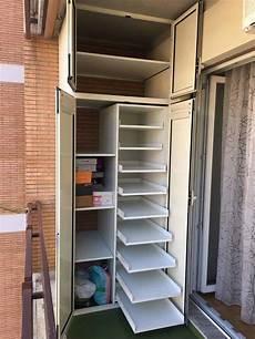 armadio sgabuzzino armadi in alluminio per esterni alfa