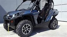 the new 2017 can am commander limited 1000 utv for sale in