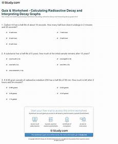 earth science radioactive decay worksheet 13276 worksheet half calculations worksheet grass fedjp worksheet study site