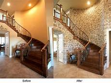 House Renovation Before And After Modern Home Interior