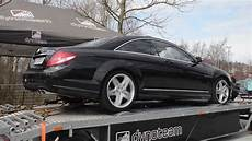 mercedes cl 500 amg exhaust dyno