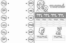 fichas por s 237 labas aprender a leer y escribir actividades ni 209 os mdm7 2015 2016