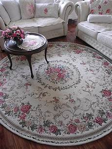 Romantischer Teppich Shabby Chic Vintage Landhaus