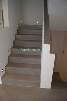 Betontreppe Der Puristische eine treppe aus beton mit einer versiegelung zum t 228 glichen