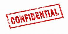 Confidential Overview by Confidentiality Is Paramount The Hr Company