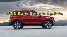 2019 mini bronco 2020 baby bronco the bronco for the masses