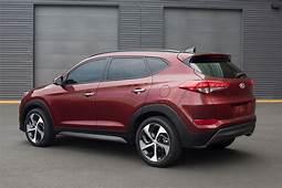 2017 Hyundai Tucson Reviews And Rating  Motor Trend