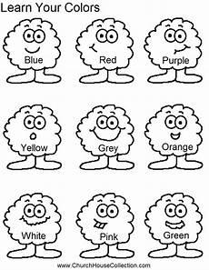 preschool colors worksheet learn your colors preschool kids worksheet