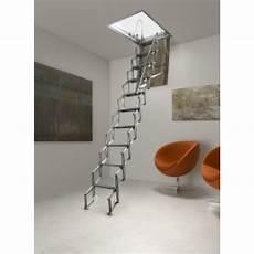 escalier escamotable aluminium avec trappe escalier escamotable pour trappe de toit