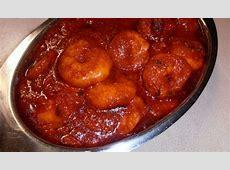 Prawn Vindaloo Recipe   How To Make Prawn Vindaloo