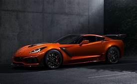2020 Chevrolet Corvette Zora ZR1 Changes Release Date