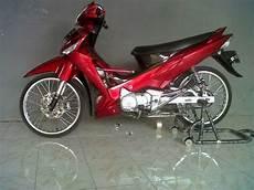 Variasi Motor Supra X 125 by Gambar Modifikasi Motor Honda Supra X 125 Terbaru