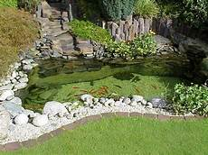 Bachlauf Anlegen Fische Teich Bachlauf Anlegen