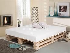 Bett Aus Paletten Kaufen - paletti duo massivholzbett palettenbett 160 x 200 cm
