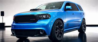 The SEMA Debut Of Dodge Durango Shaker  Official