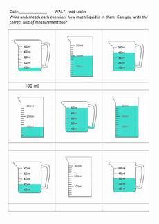 measurement worksheets ks2 tes 1489 ks1 reading capacity scales teaching resources