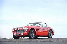 1964 Austin Healey 3000 Works Rally Car