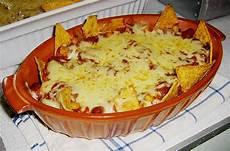 chili con carne auflauf zottels chili con carne auflauf rezept mit bild