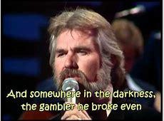the gambler kenny rogers album