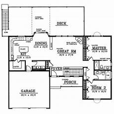 passive solar ranch house plans ranch house plan first floor 015d 0172 house plans and
