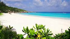 petite anse beach la digue island seychelles youtube