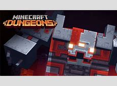 minecraft dungeons release date ps4