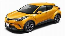 Toyota C Hr Available In 8 Different Colours