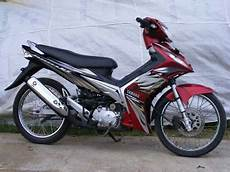 Modifikasi Smash 2008 by My Mobile Suzuki Smash 2004 Modif Mx 2008
