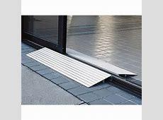 EZ Access® Transitions Aluminum Modular Threshold Ramp in