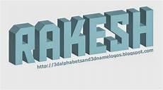 Logo 3d Rakesh Name Wallpapers