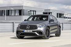 2020 mercedes glk 2020 mercedes amg glc 63 revealed with tons of go faster