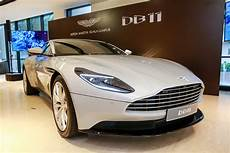 aston martin kl unleashes new db11 4 0 v8 news and reviews on malaysian cars motorcycles and