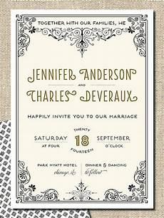 printable diy wedding invitation suite by lepoetikstudio 50 00 wedding invitations