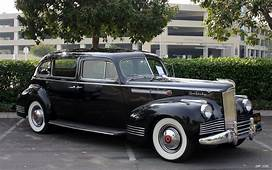 1942 Packard 160 1jpg  Wikimedia Commons
