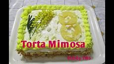 torta mimosa knam torta mimosa bimby tm5 youtube