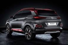 Hyundai Kona Iron Edition Revealed At Comic Con