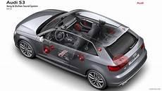 2014 Audi S3 Olufsen Sound System Hd Wallpaper