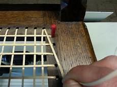 Flechtanleitung F 252 R Wiener Geflecht Mit Stuhlflechtrohr