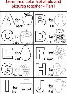 free alphabet worksheets 2017 kindergarten coloring pages abc coloring pages alphabet for kids