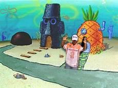 Gambar Spongebob Rumah
