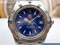 tag bei bild unboxing tag heuer 2000 blue