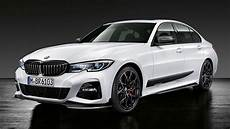 new bmw 3 series spices things up with m performance parts autotribute
