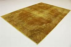 teppich gold vintage teppich gold gelb in 260x190 1001 3492 bei