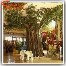 arbre d interieur design size cheap artificial big trees landscape plastic