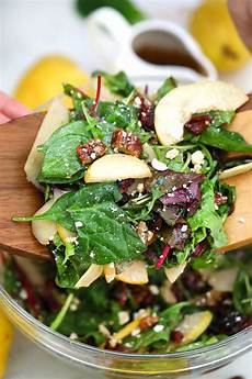 pear salad recipe sweet and savory meals