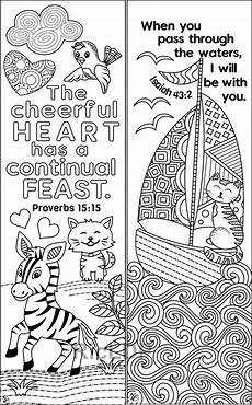 bible animals coloring pages 16909 set of 8 animals insects bible coloring bookmarks christian markers scripture arts