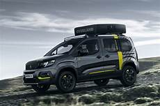 Peugeot Rifter 4x4 Concept To Debut At Geneva