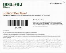 universal barnes and noble printable coupon soham website